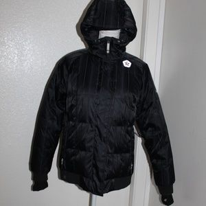 Sessions Ridge Winter Jacket with Hood Women Small